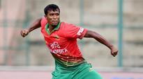 Bangladesh recall Rubel Hossain for New Zealand tour