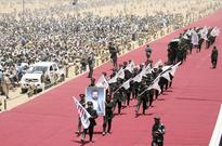 Yemen's Houthi rebel leader laid to rest