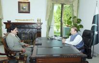 PM Nawaz, NSA Janjua discuss national security situation