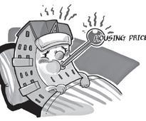 Keynes and Hayek in the property market