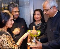 Bhavan Hosts Diwali Gala in London