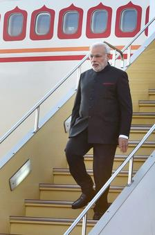 Modi in India for 46 days and counting