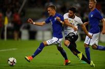 Finland lose to Germany in friendly football