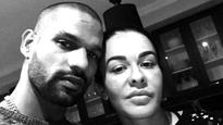 Shikhar Dhawan posts emotional Twitter message ahead of wife's surgery