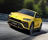 Lamborghini Launched its Urus Super Sport Utility Vehicle in India