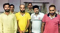 Police nab 'CBI officers' gang