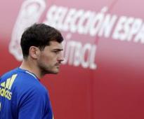 Spain veteran Casillas hints at retirement