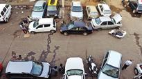 Car repair shops become a menace in RK Puram market