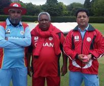 Oman cricket: Injured Amir Ali out, Noorul Riaz in