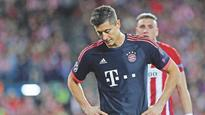 'Bayern punished for slow start'