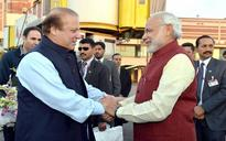 PM Narendra Modi extends best wishes to Nawaz Sharif for his heart surgery