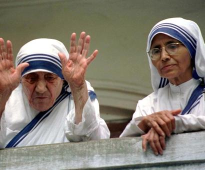 131 years on, patron Mother for Calcutta