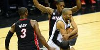 Ginobili and three-point specialist Green steamroll Spurs past Heat