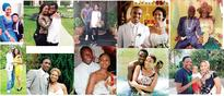 Nigerian millionaire footballers and their beautiful wives