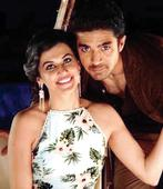 Do you know what`s common between Saqib and Taapsee?
