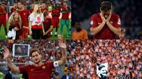 WATCH: Tears flow as Francesco Totti bids farewell to AS Roma after 25 years