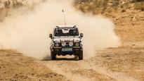 Suresh Rana and CS Santosh win the Desert Storm