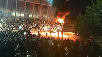 US: Protesters force UC Berkeley to cancel far-right speaker's speech