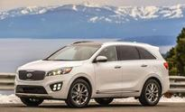 2017 Kia Sorento Achieves Top Safety Pick Plus Rating