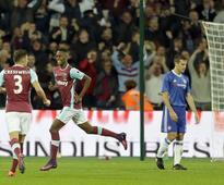 League Cup: Juan Mata strike sinks Manchester City