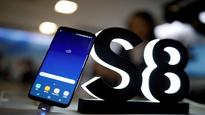 Samsung unveils Galaxy S8 priced up to Rs 64,900