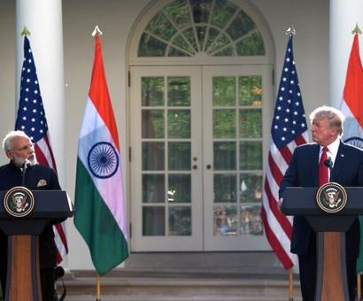 What the India-US joint statement says