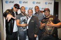 Aventura and Romeo Santos delight at United Palace Theater