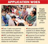 Verification hurdle in NRC update