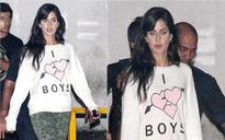 Attention Salman Khan! Katrina Kaif loves boys, not men