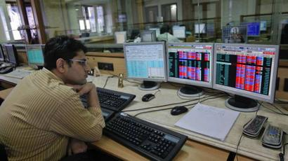 Sensex snaps 9-day winning streak on correction in banks, but ITC caps losses