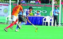 Jagmeet of Punjab scores hat-trick in Police Hockey;Punjab, J&K win one-sided contests