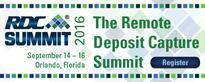 RDM to Showcase Remote Deposit Capture Technology Leadership at RDC Summit