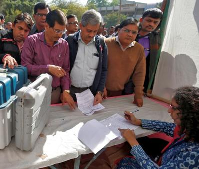 Gujarat records 68.7% turnout in second phase voting