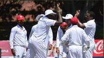 West Indies versus Zimbabwe Second Test: Sikandar Raza, Peter Moore keep hosts fighting