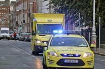 Runner saved by off duty garda and fireman after suffering heart attack during Dublin Half Marathon