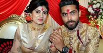 Jadeja becomes proud father of a baby girl