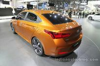 Next-Gen Verna Concept Showcased; India Launch Expected Next Year
