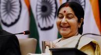 Sushma Swaraj confident about getting CCIT approved in UN