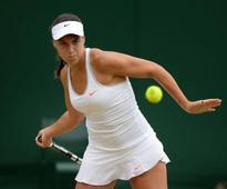 Ana Konjuh beats Tereza Mrdeza in all-Croat WTA quarter-final on home soil