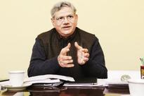 NDA govt is practising jumlanomics: Sitaram Yechury