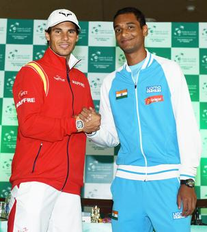 Davis Cup: Ramanathan faces Nadal challenge in opening singles