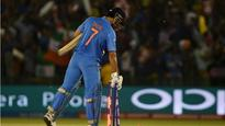 World T20: MS Dhoni blames no balls and dew factor for semifinal loss