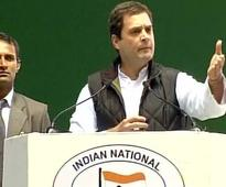 Rahul Gandhi targets Centre over note ban, says 'they broke financial spine of country'