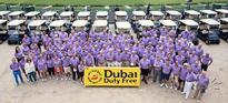 The 24th DDF golf tournament begins tomorrow in Dubai