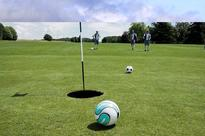 Kicking it on the fairway: Argentina's FootGolf World Cup