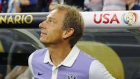 England have not contacted U.S. about Jurgen Klinsmann - source
