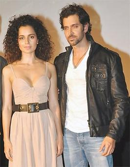 Kangana records statement with cops in Hrithik's FIR