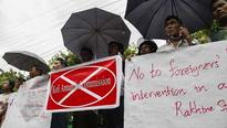 Activists reject Myanmar's new Rakhine body as Annan visits