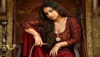 No apprehensions in mouthing expletives onscreen, says Vidya Balan