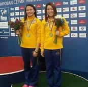 Jun Hoong-Wendy continue fine form with bronze in 3m springboard